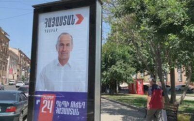 Armenia afronta con incertidumbre primeros comicios tras la guerra en Karabaj