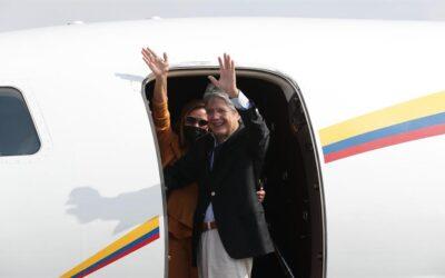 El presidente de Ecuador viaja a Miami para una operación de médula espinal