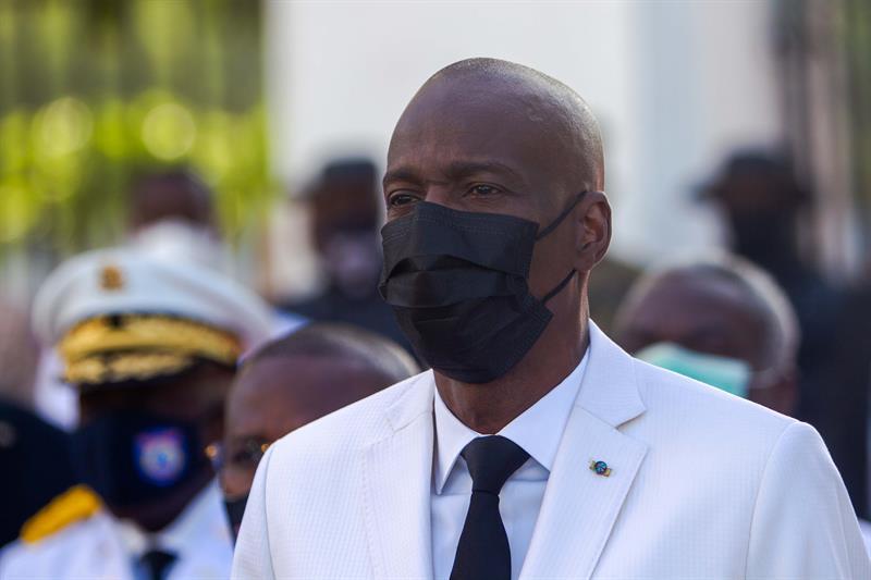 El presidente de Haití pide el apoyo internacional contra la ola de violencia