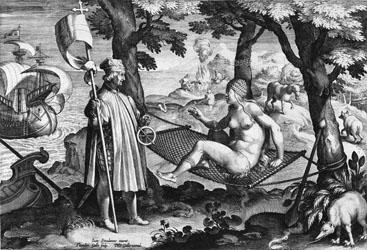 AMÉRICO VESPUCIO, más de 500 años