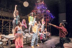 Broadway en La Habana: «Revolution Rent»