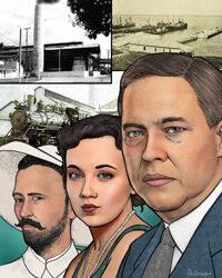 Los Tarafa, la familia de los Centrales, Ferrocarriles y del Puerto de ascendencia matancera