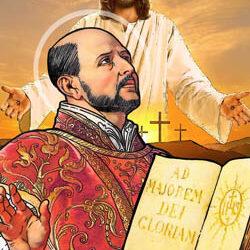 A 465 años del natalicio de San Ignacio de Loyola