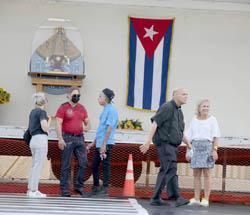 """Clamor del Rector de La Ermita: """"Fuerzas Armadas: por favor no derramen sangre de cubanos en las protestas callejeras"""""""