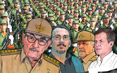 Cómo se gestó el plan de huída de Raúl Castro y los principales jerarcas cubanos rumbo a Sudáfrica