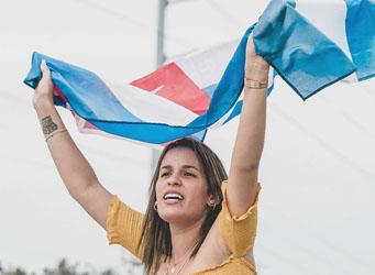 El furor por la libertad de Cuba provocó diversas reacciones en las distintas áreas del Gran Miami