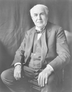 Mensaje Inspiracional. Thomas Edison
