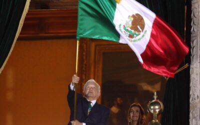 México celebra el Grito de Independencia sin ciudadanos en la plaza por la covid
