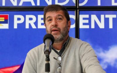 El presidente de la central sindical uruguaya se postula a presidir el Frente Amplio