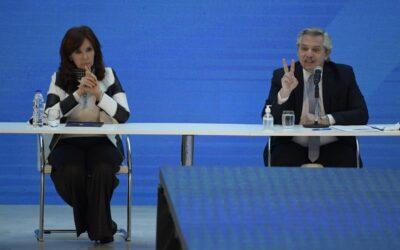 Cristina Fernández pide al presidente honrar la voluntad del pueblo argentino