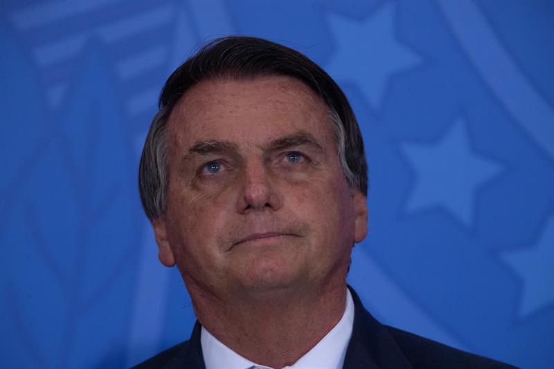 La reprobación a Bolsonaro llega al 53 %, la peor desde que está en el poder
