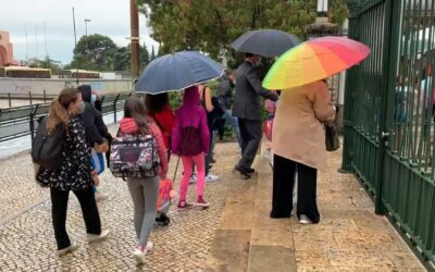 Portugal vuelve al cole: medidas covid, pero esperanza de un curso más fácil