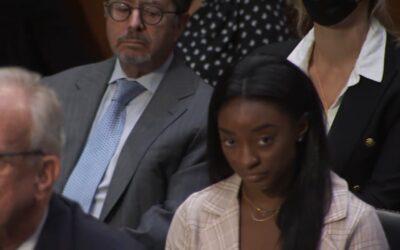 Biles obliga a EE.UU. a cuestionar el sistema que toleró los abusos de Nassar