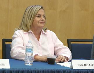 Ex congresista Ileana Ros-Lehtinen reacciona a política de Joe Biden frente a Cuba