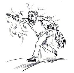 Mensaje Inspiracional. El saco de plumas