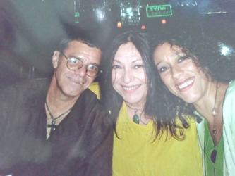 Nattacha Amador: Estuvo en la cumbre de los Premios OTI
