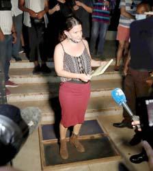 Pareja de artista cubano Lavastida: «el exilio a cambio de la liberación»