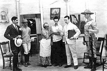 La Virgen de la Caridad en el cine cubano