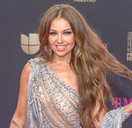 """Thalía, la princesa del pop latino, sigue """"arrasando"""""""